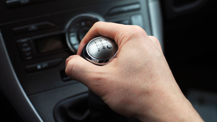 manual transmission hard to shift
