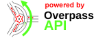 powered by Overpass API