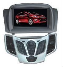 Штатное головное устройство Ford Fiesta TID-7938