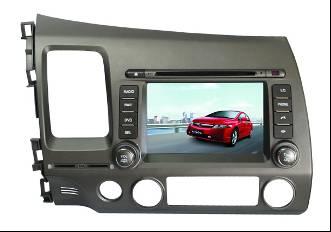 Штатное головное устройство Honda Civic TID-6038