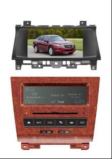 Штатное головное устройство Honda Accord 8 TID-8951