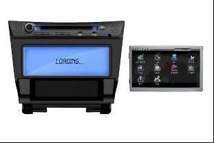 Штатное головное устройство Honda Accord 8 TID-7009