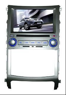 Штатное головное устройство Hyundai Vera Cruz / IX55 TID-8055
