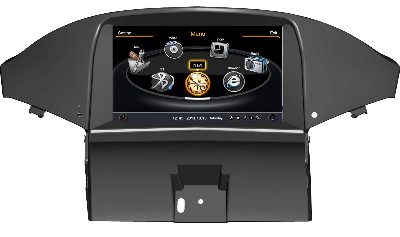 Штатное головное устройство Chevrolet Orlando (2012+) X-Sound RF-1667SC