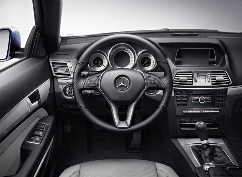 Штатное головное устройство Mercedes E class X-Sound HL-8503
