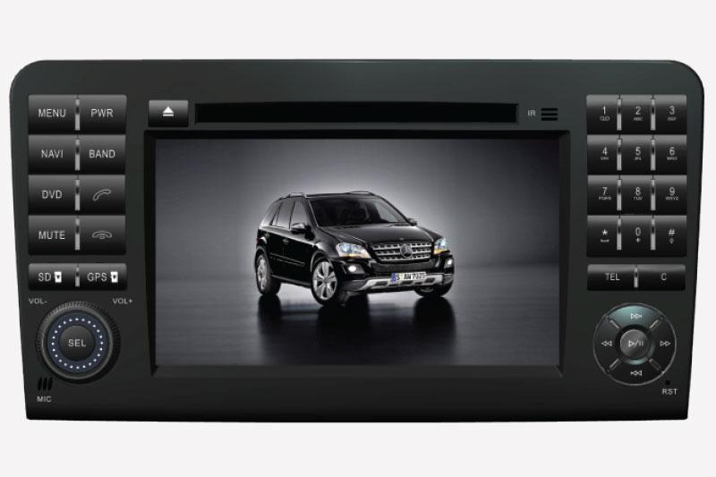 Штатное головное устройство Mercedes Benz ML / ML300 / ML350 / ML450 / ML500 / W164(2005-2012) / GL / GL320 / GL350 / GL420 / GL450 / GL500 / X164(2005-2012) X-Sound TR-7029