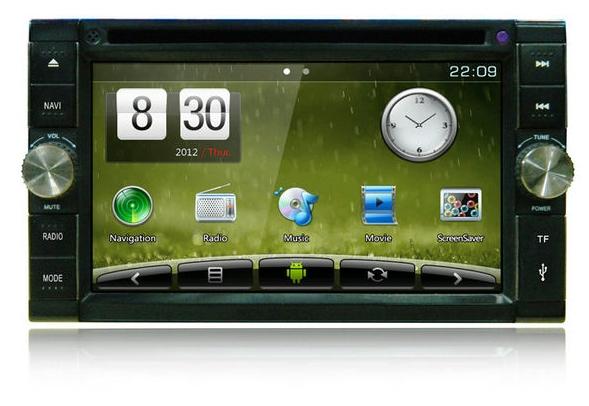 Штатное головное устройство ШГУ на Android 4 Nissan X-Trail(2001-2011) / Qashqai(2007-2010) / Tiida(2004-2010) / Pathfinder(2005-2010) / Patrol(2004-2010) / Sunny(2005-2007) / Paladin(2005-2011) / Frontier(2001-2011) / Terrano(2005-2010) / Versa(2004-2010) / Micra(2002-2010) / Murano(2002-2011) / Livina(2006-2011) / Navara(2001-2011) / MP300(2001-2011) / Sentra(2007-2011) / NV200(2009-2011) X-Sound DT-1223HD