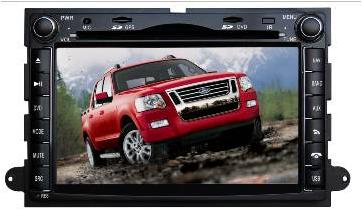 Штатное головное устройство Ford Explorer (2006-2009 г.в.) / Fusion / Navigator / Expedition / F150 / EDGE / Lincoln (2009+) TID-8939