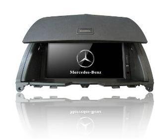Штатное головное устройство Mercedes Benz C-class (модели после 2008 г.в.) TID-7119