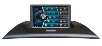 Штатное головное устройство BMW X3 / E83 TID-9205
