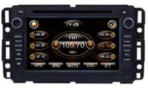 Штатное головное устройство Chevrolet Captiva / Epica / Aveo TID-8012