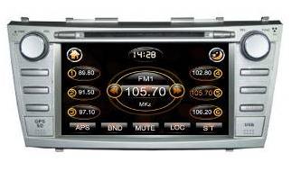 Штатное головное устройство Toyota Camry V40 (2006-2011) TID-8066