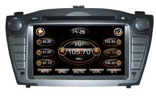 Штатное головное устройство Hyundai IX35 TID-8067