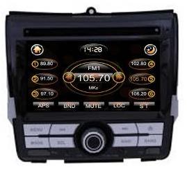 Штатное головное устройство Honda City (Новые модели) TID-8026