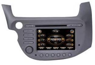 Штатное головное устройство Honda Fit (Новые модели) TID-8018