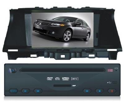 Штатное головное устройство Honda Accord 8 HT-6022-SGE