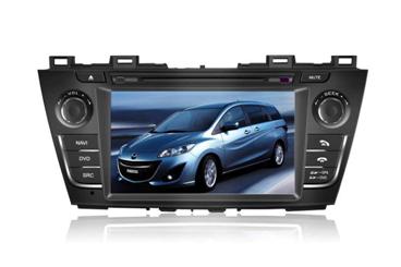 Штатное головное устройство Mazda 5 (новые модели) TID-A117