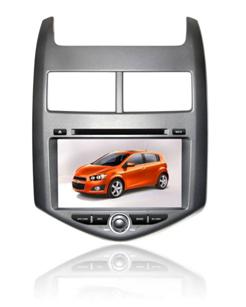 Штатное головное устройство Chevrolet AVEO (2011) TID-A107