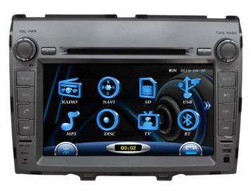 Штатное головное устройство Mazda 8 TID-9210