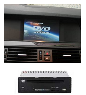 Штатное головное устройство BMW F10 (BMW 5 серии 2011-2012) TID-7463