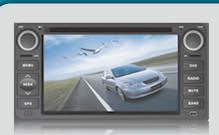 Штатное головное устройство ШГУ на Android Toyota Universal / Camry до 2006 г.в. / Corolla до 2007 г.в. / Land Cruiser / Vitz / Vios / Hilux и др. HT-6003-A