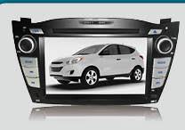 Штатное головное устройство ШГУ на Android Hyundai Tucson / IX35 HT-6812-A