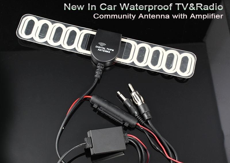 TV антенна для автомобиля TA-003