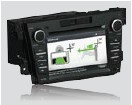 Штатное головное устройство ШГУ на Android Mazda CX-7 HT-9803-A