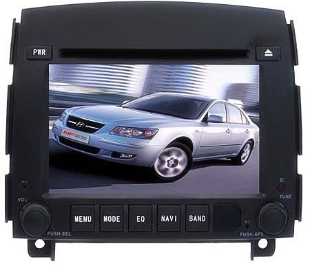 Штатное головное устройство Hyundai Sonata (2008) MA-116