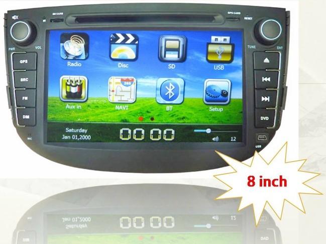 Штатное головное устройство Lifan X60 MA-120
