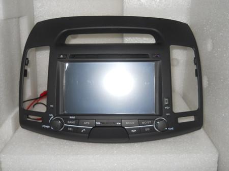 Штатное головное устройство Hyundai Elantra (2009-2010) MA-112