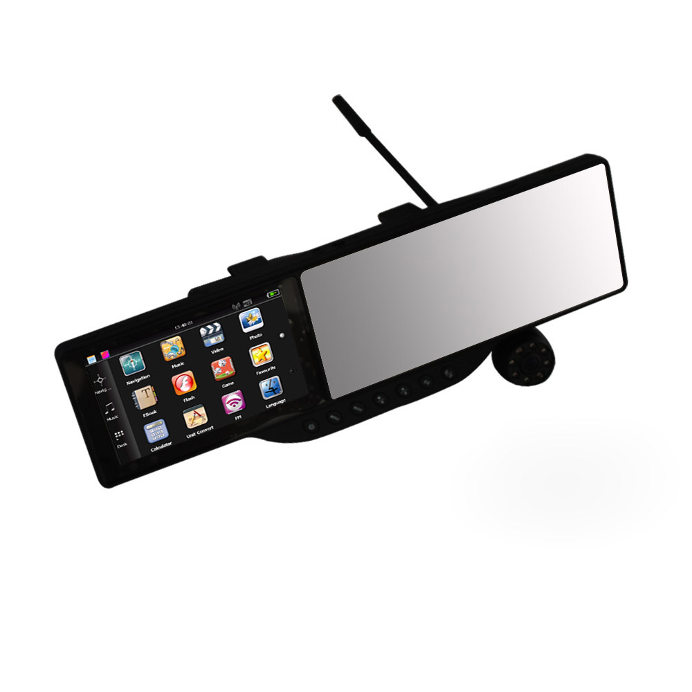 Зеркало заднего вида с монитором CE-5908