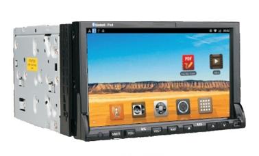 2-DIN Универсальная магнитола с GPS X-Sound EM-T601