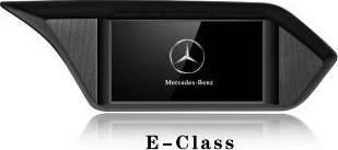 Штатное головное устройство Mercedes Benz E-Class / W212 (2009+) TID-7121