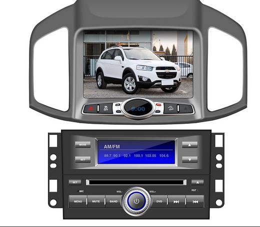 Штатное головное устройство Chevrolet EPICA (2013+) MA-147