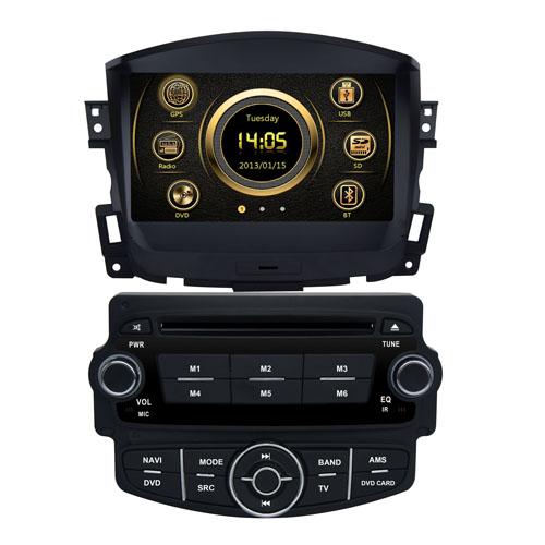 Штатное головное устройство Chevrolet Cruze (2013+) X-Sound XS-7016