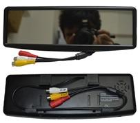 Зеркало заднего вида с монитором VD-431