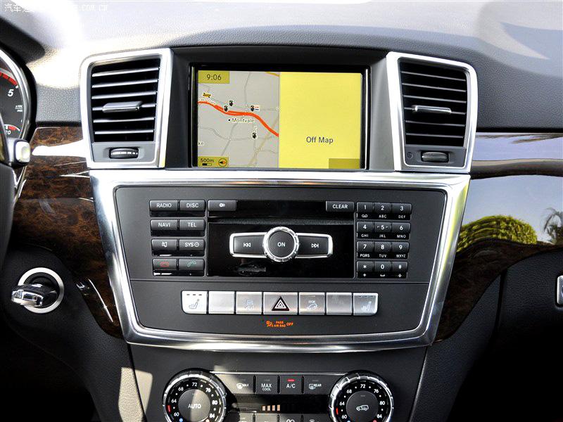 Штатное головное устройство Mercedes Benz ML 2012 HL-9201GB