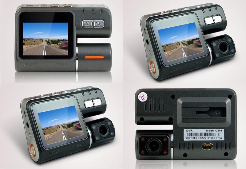Видео регистратор для автомобиля EM-K7000