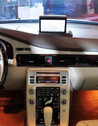 Штатное головное устройство Volvo S80 (2006-10) X-Sound HL-8834