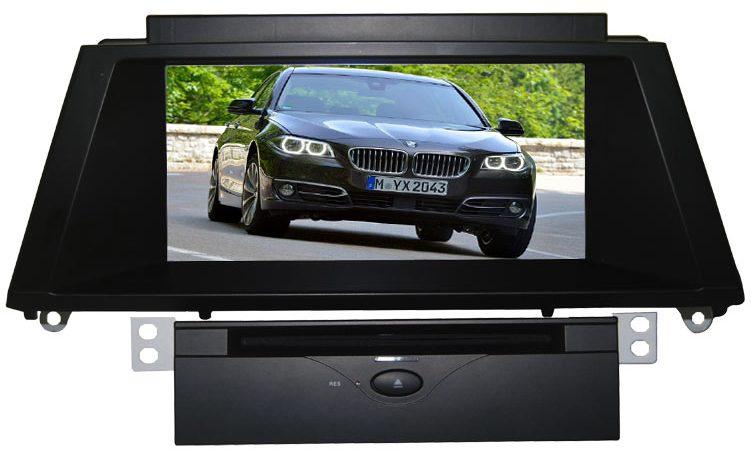 Штатное головное устройство BMW X5 / E70 (02.2007-2013) / X6 / E71 / E72 (05.2008-2013) X-Sound HL-8825