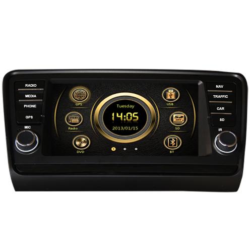 Штатное головное устройство Skoda Octavia X-Sound XS-8069