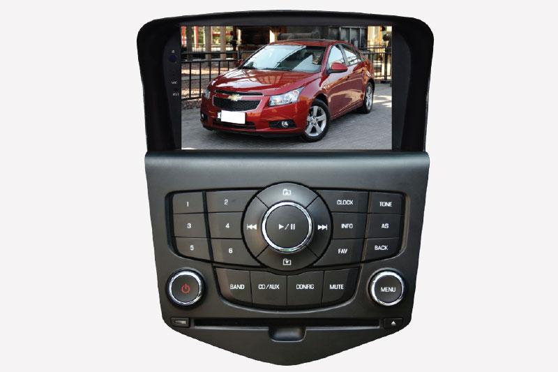 Штатное головное устройство Chevrolet Cruze (2008-2012) X-Sound TR-8056