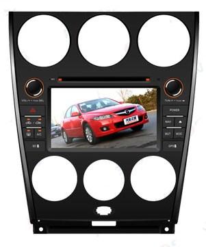 Штатное головное устройство Mazda 6 X-Sound IS-8632