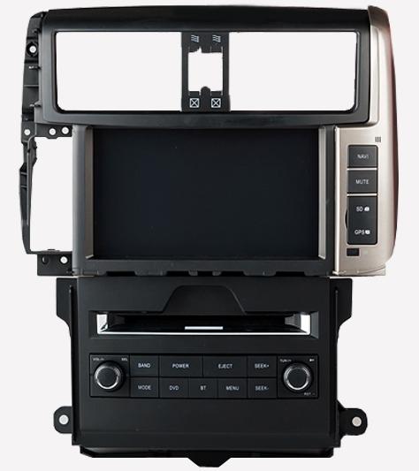 Штатное головное устройство Toyota Prado 150 X-Sound TR-8057