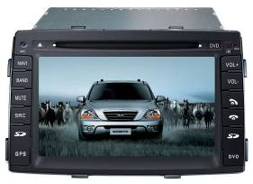 Штатное головное устройство KIA Sorento (2010+) TID-8941