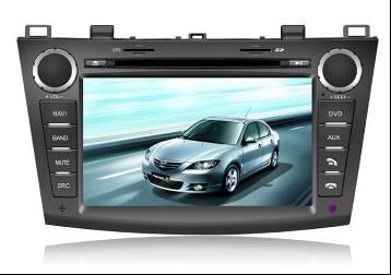Штатное головное устройство Mazda 3 2010-2011 TID-8934