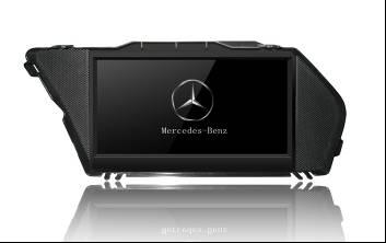 Штатное головное устройство Mercedes GLK TID-7118