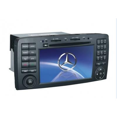 Штатное головное устройство Mercedes R300 TID-9997