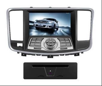 Штатное головное устройство Nissan Teana TID-8954